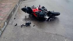 İstanbul'da motosiklet tutkunu genç hayatını kaybetti