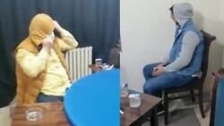 Edirne'de kumar operasyonunda polisi gören camdan atladı