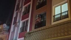 Aydın'da evini tüple patlatmaya kalktı, polis alarma geçti