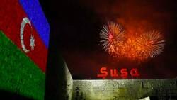Azerbaycan'da Cumhuriyet Günü'nü mehter marşıyla kutladı