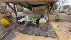 İspanya'da ailesine kızan genç, yer altında ev inşa etti
