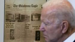 Joe Biden, Tulsa'yı ziyaret eden ilk ABD Başkanı oldu