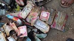 Irak'ta kamp yangınında bir göçmenin 118 bin doları kül oldu
