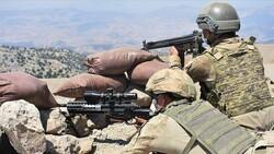 Cudi Dağı Tuşimiya bölgesinde 1 terörist öldürüldü
