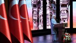 Emine Erdoğan: Sanayi devrimi, insan maneviyatına zarar verdi