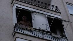 Antalya'da balkonda yangın çıkaran kişi komşularına bağırdı: Çileden çıkarttınız beni