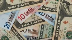 Dolar ve euroda düşüş yüzde 1'i geçti