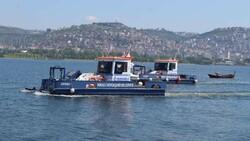 İzmit Körfezi'nde müsilaj temizlendi, balıkçılar açıldı
