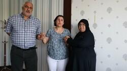 Almanya'da evlat nöbetinde olan anneden Gara şehidinin ailesine ziyaret