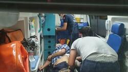 Adana'da bir kişi üvey babasını sırtından ve bacağından bıçakladı