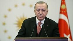 Cumhurbaşkanı Erdoğan, NATO'ya görüntülü mesaj