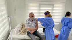 Ankara'da mobil sağlık ekipleri 'yerinde aşı' uygulamasını başlattı