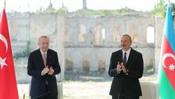 Cumhurbaşkanı Erdoğan: Şuşa'da konsolosluk açmayı planlıyoruz