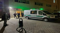 Ankara'da yem haznesine düşen çocuk hayatını kaybetti