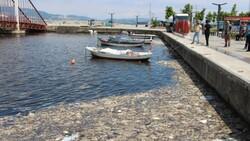 Balıkesir'de müsilaj temizleme çalışmaları devam ediyor