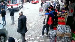 Sakarya'da 84 yaşındaki adama at arabası çarptı
