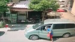 Aydın'da hırsız, saniyeler içinde araçtan cep telefonu çaldı