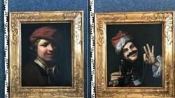İtalya'da çöpten iki çok değerli tablo çıktı