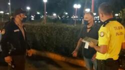 Zonguldak'ta polislere hakaret eden şahıs gözaltına alındı