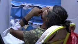 Antalya'da denizi kirletme kavgasında 2 kişi falçatayla yaralandı