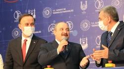 Mustafa Varank, 5 projenin temel atma töreni için Şanlıurfa'ya geldi