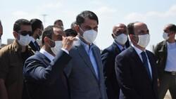 Murat Kurum: Marmara'da 14 milyon lira idari para cezası uygulandı