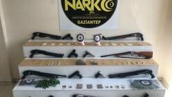 Gaziantep'te yapılan 'Vatan' operasyonunda 253 tutuklama