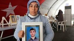 Diyarbakır annelerinden Ayten Elhaman: Doğurduğum evladımı ne hakla benden aldılar