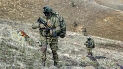 MSB: 2 terörist öldürüldü