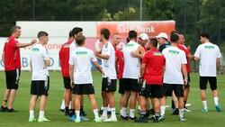Beşiktaş, yeni sezon hazırlıklarına başladı
