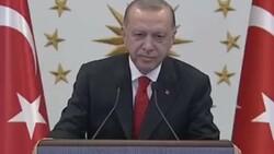 Cumhurbaşkanı Erdoğan, A400M uçakları bakım tesisleri açılışına katıldı