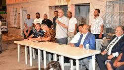 İzmir'de Roman vatandaşlardan 'uyuşturucuya hayır' toplantısı