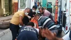 Kayseri'de bir kadın, tartıştığı komşusu tarafından bıçaklandı