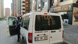 Kayseri'de eski eşin bıçaklı saldırısı