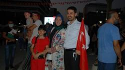 İzmir'de 15 Temmuz etkinliği