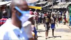 Afrika'da koronaya karşı 100 milyon dolarlık destek çağrısı