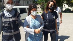 Samsun'da özel harekat polisi eşini öldüren kadın tutuklandı