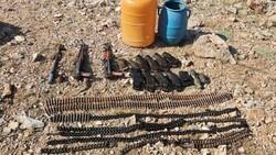 Van'da PKK/KCK'ya ait silah ve patlayıcılar ele geçirildi