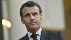 Türkiye'den, Emmanuel Macron'a kınama