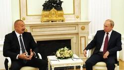 Vladimir Putin ile İlham Aliyev, bölgesel sorunları görüştü