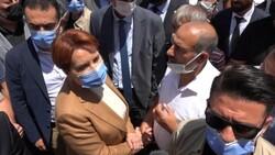 Van'da 15 Temmuz şehidinin ağabeyinden Meral Akşener'e FETÖ tepkisi