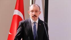 Mehmet Muş'tan Rusya ile 'daha dengeli ve çeşitli ticaret' vurgusu