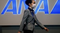Japonya'nın en büyük havayolunda koronavirüs etkisi devam ediyor