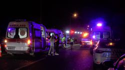 İstanbul'da kaza: 3'ü çocuk 7 yaralı
