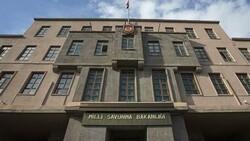 MSB, Suriye Bab'taki terör hedeflerini vurduğunu bildirdi