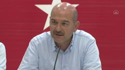 Süleyman Soylu'dan sosyal medyada provokasyon yapanlarla ilgili açıklama