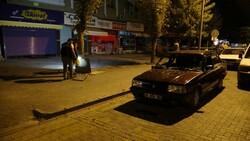 Uşak'ta bıçaklı kavgada 3 kişi yaralandı