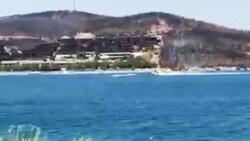Bodrum'da yangın söndürme uçağını engelleyen jet-ski hakkında soruşturma