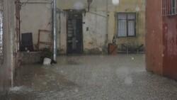 Ordu'da sağanak yağış etkili oldu