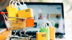 İnternetten tek alışveriş ortalaması 100 liranın altında